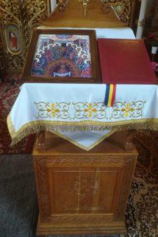 acoperamant sfantul altar