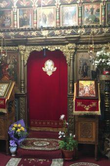 Acoperăminte Sfântul Altar