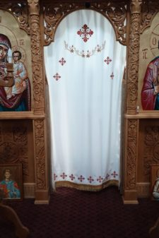 Dvera Sfântul Altar