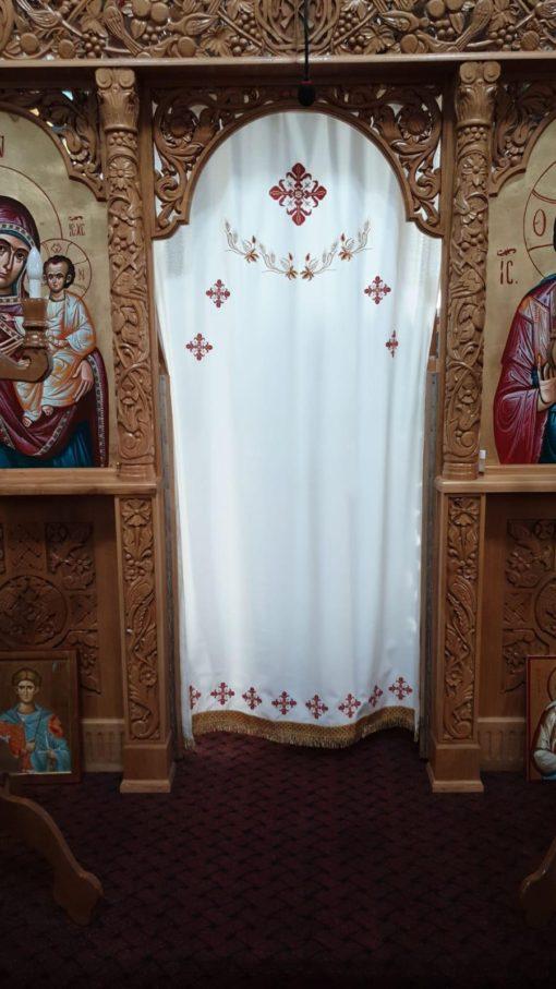 dvera sfantul altar