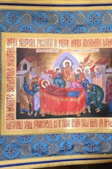 epitaf adormirea maicii domnului
