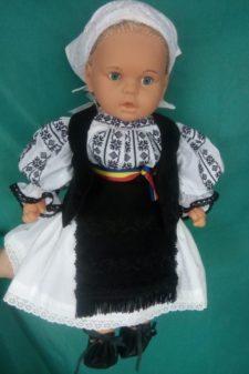 Costum popular Sfăntul Botez
