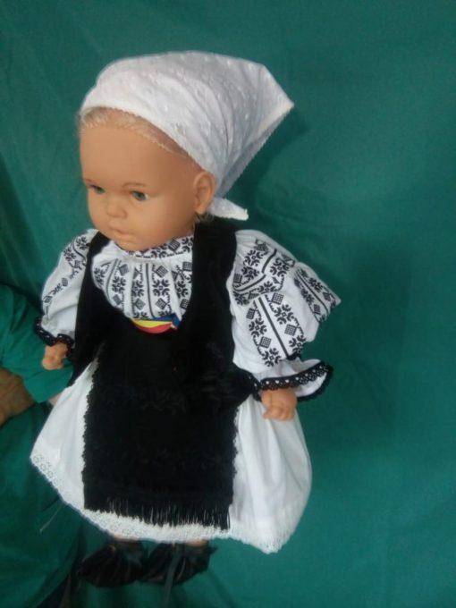costum popular sfantul botez